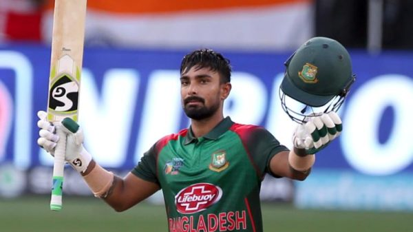 Bangladeshi Fans Are Saying India Won Match By Cheating And Liton Das Was Wrongly Given Out