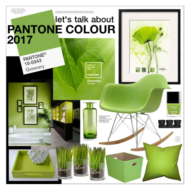 Pantone Colour 2017 - Greenery Mood Board