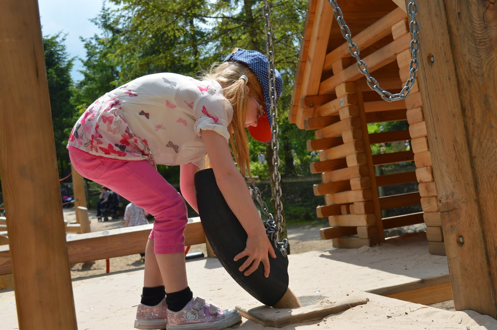 Top Tips for saving money at Whinfell Forest at Center Parcs - adventure playground