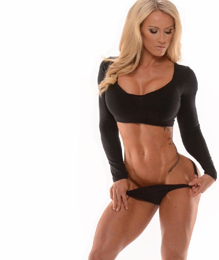 Fitness Models, IFBB Athlete, Rebekah Willich,