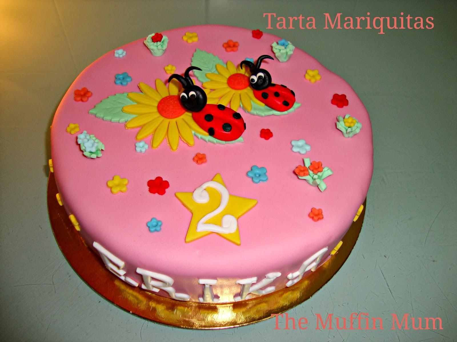 Tarta Mariquitas