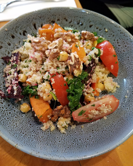 Now And Not Yet, Warrandyte, super salad