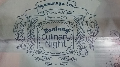 Bontang Culinary Night 2017