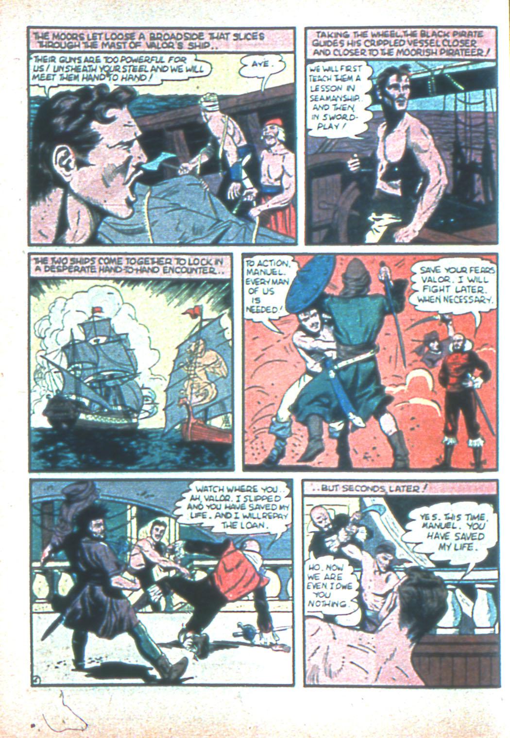 Read online Sensation (Mystery) Comics comic -  Issue #2 - 22