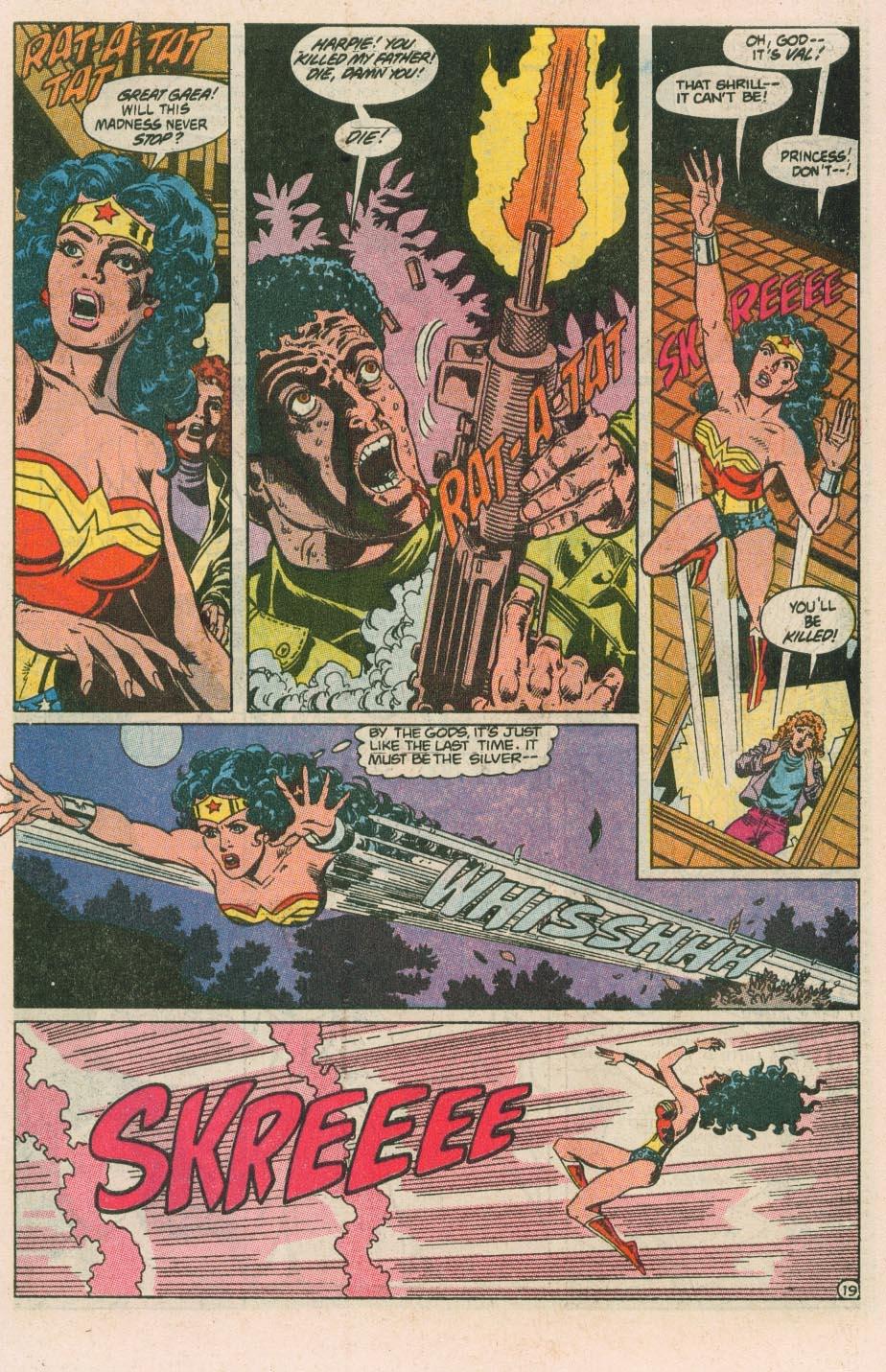 Read online Wonder Woman (1987) comic -  Issue #42 - 21