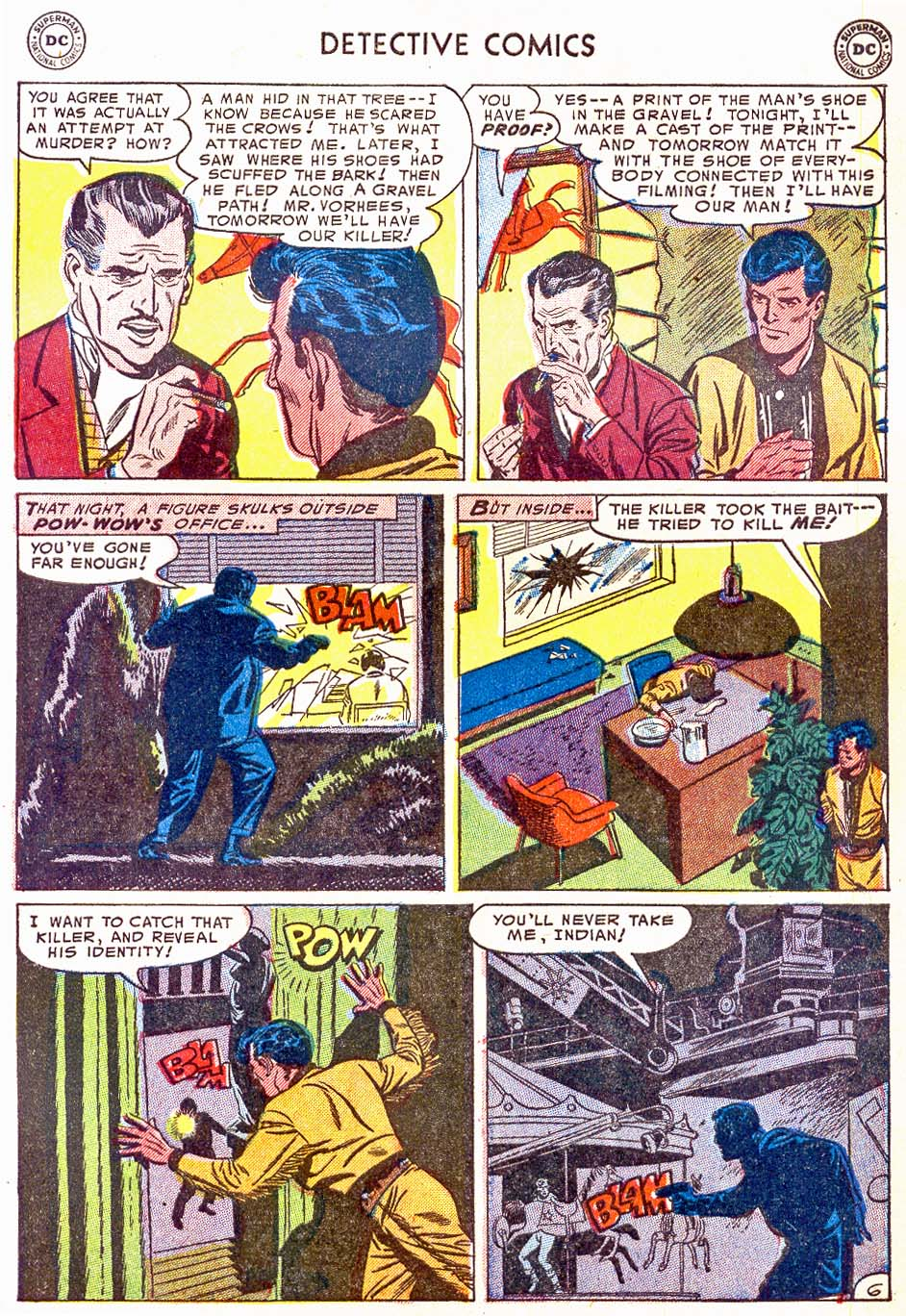 Detective Comics (1937) 202 Page 38