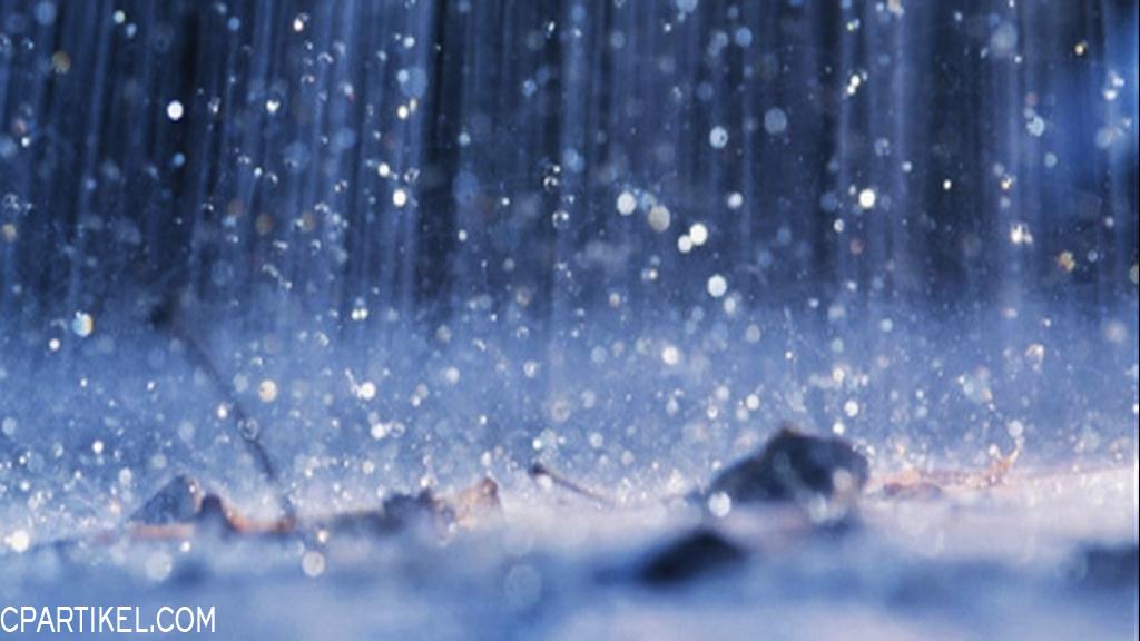 100+ Gambar Air Hujan Bergerak Paling Bagus