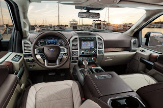 Ford F-150 Limited SuperCrew (2019) Dashboard
