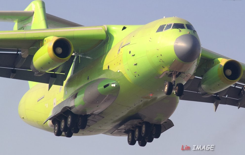 China Continues Flight Testing Its Y-20 Strategic Military ...