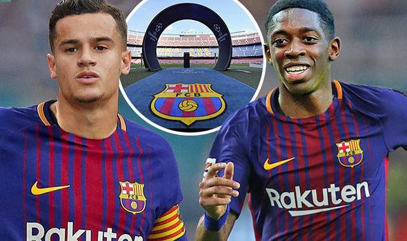 Barca xác nhận hai thương vụ 'khủng'