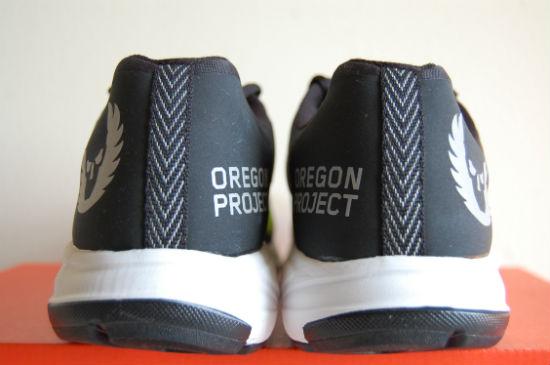 342cb2e1f16d3 オレゴンプロジェクト限定版 Nike Zoom Elite+ 6 を買ってみた