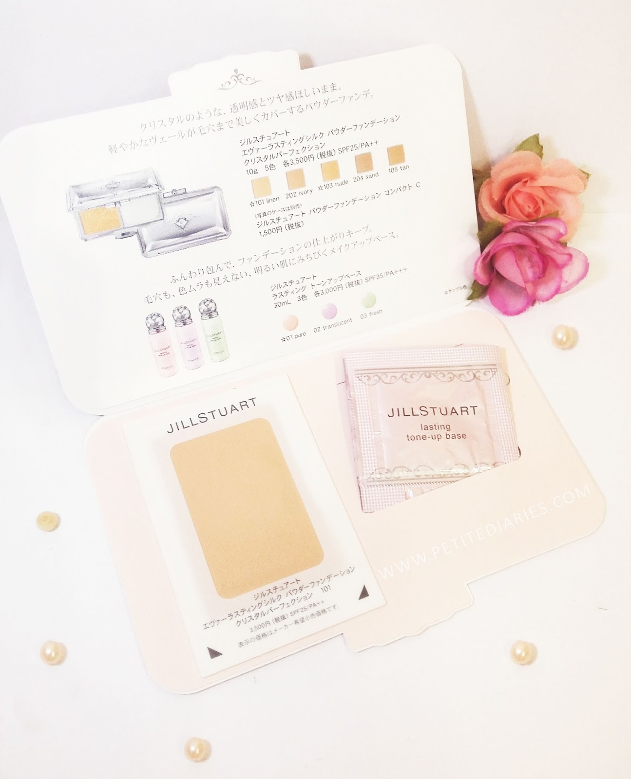 review jill stuart japan beauty review