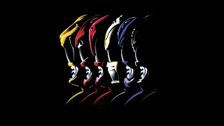 Mighty Morphin Power Rangers Mega Battle Xbox 360 Wallpaper
