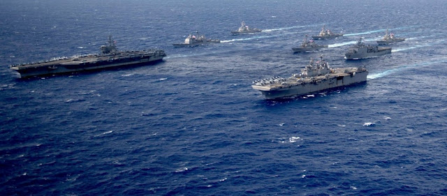 υστηρή προειδοποίηση ΗΠΑ σε Τουρκία: «Δε θα ανεχθούμε καμία επιθετικότητα στην Αν. Μεσόγειο»