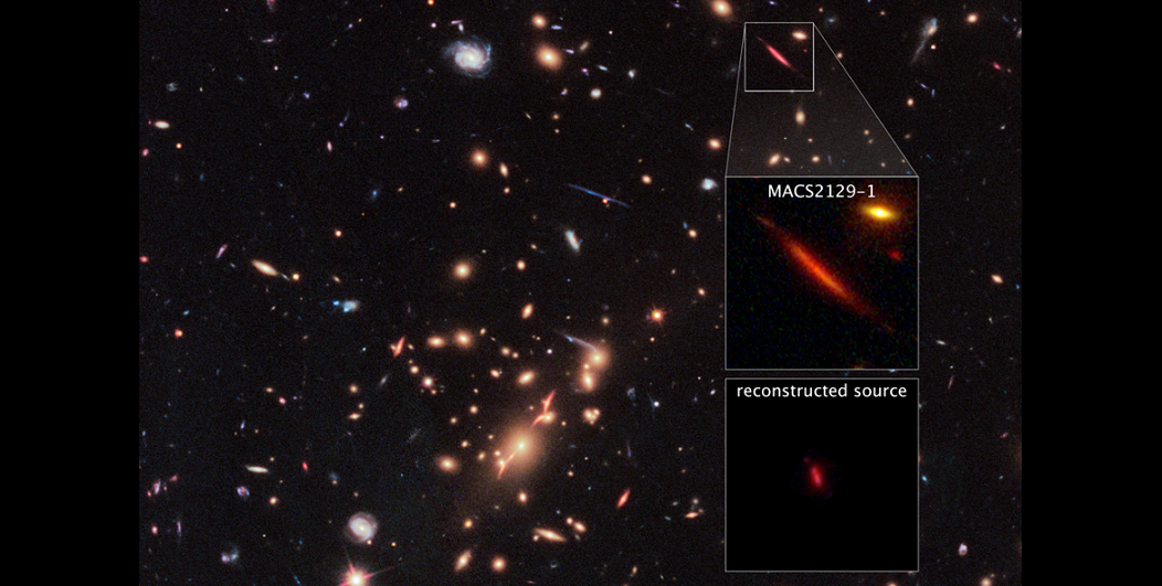 a history of the discovery ghost light of dead galaxies through the hubble space telescope Using a powerful astronomical technique called gravitational lensing, the nasa/esa hubble space telescope made a stunning discovery -- the first example of a compact yet massive.