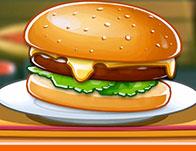 العاب طبخ البرجر اللذيذ . من فضلك قم بإدارة أفضل متجر للبرغر وقم بإعداد وطهي البرغر لتلبية احتياجات العملاء. اللعبة بسيطة وسهلة التشغيل. ما مدى سرعة طهي الطعام؟