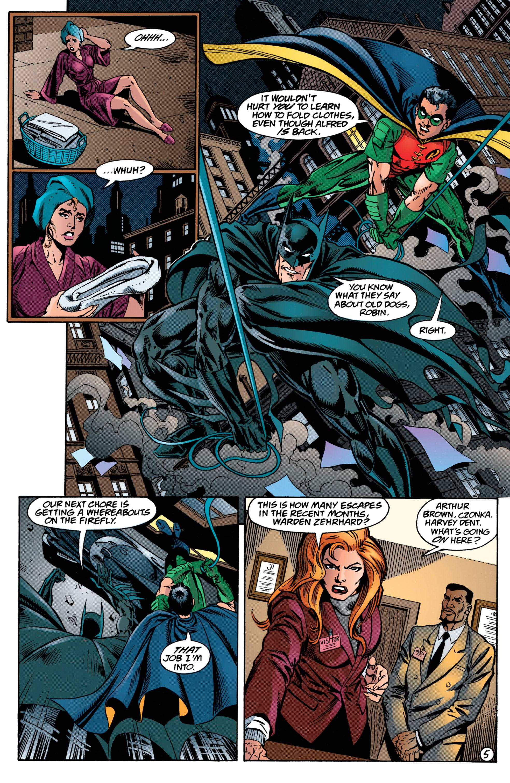 Detective Comics (1937) 689 Page 5