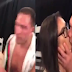 Bloody boxer kisses reporter in the middle of interview, netizens react