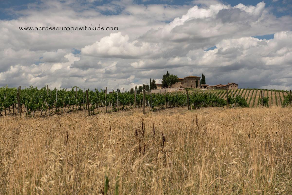 Tuskany Italy