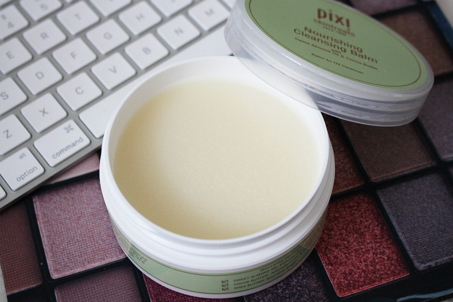 Pixi Rose Oil Blend, Pixi Liplift Max, Pixi Nourishing Cleansing Balm