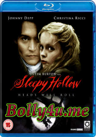 Sleepy Hollow 1999 BluRay 800MB Hindi Dual Audio 720p ESub Watch Online Full Movie Download bolly4u