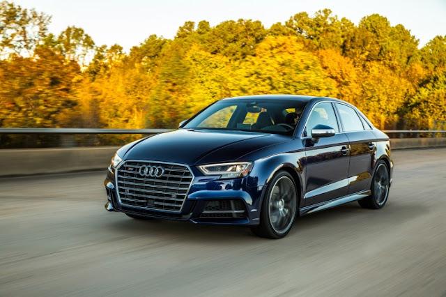 Audi s3 2018 avantages et inconvénients