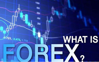 what is forex online