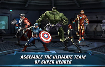Download GratisGame Marvel: Avengers Alliance 2 v1.1.1 APK