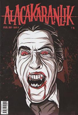 Alacakaranlık 6. Sayı (Eylül) - Dracula