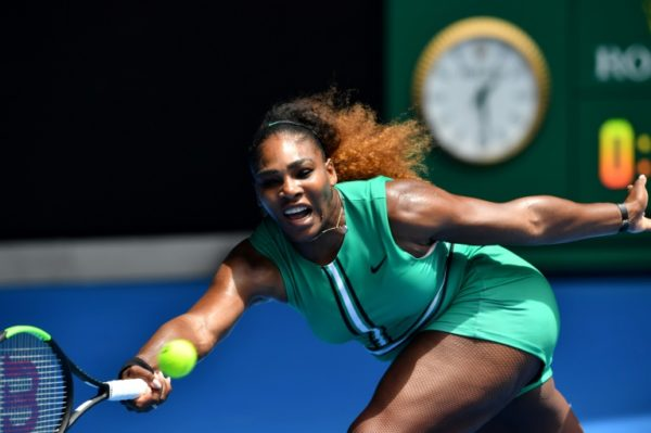 Serena Williams: demolishes fellow mum Tatjana Maria