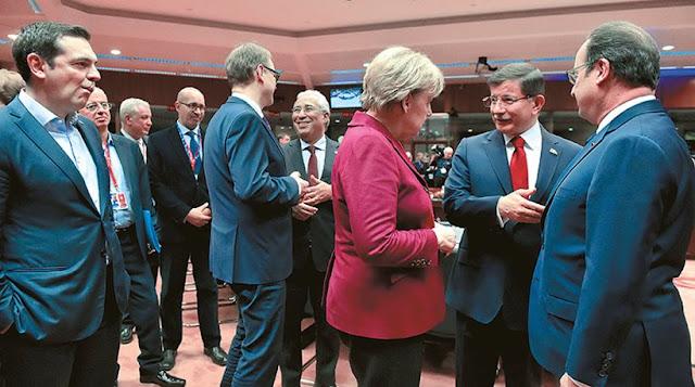 Telegraph: Η ΕΕ θα «πουλήσει την ψυχή της» για συμφωνία με Τουρκία