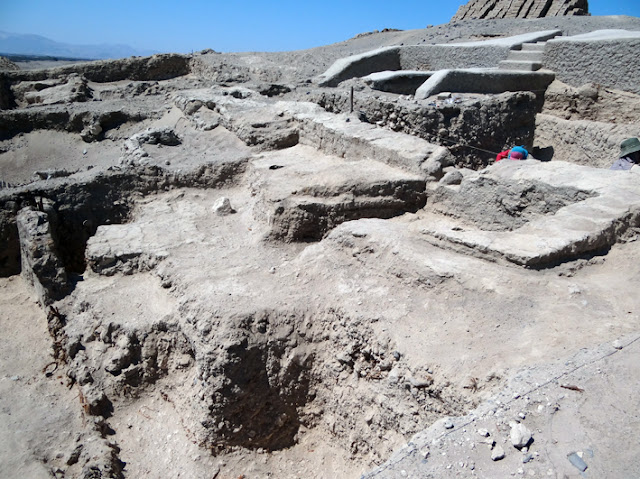 New finds at the Sanctuary of Cahuachi in Peru's Nazca Valley