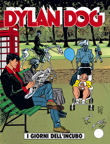 Dylan Dog (1986) 95 Page 1