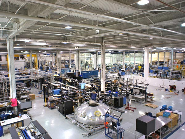 inside spacex factory -#main