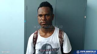 Persib Seleksi Gelandang Asal Papua Paul Yohanes Yukey