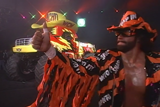 WCW HALLOWEEN HAVOC 96 REVIEW: Randy Savage challenged Hulk Hogan for the WCW title