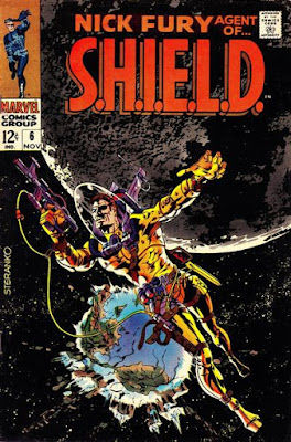Agent of SHIELD #6