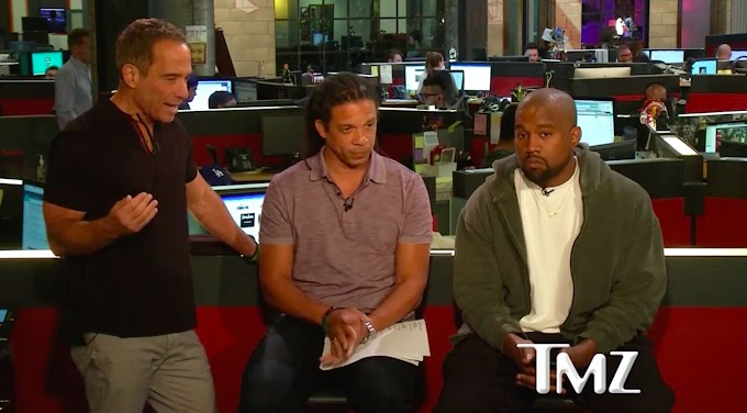 """""""Slavery for 400 years…for 400 years? That sounds like a choice"""" – Kanye West in Controversial TMZ Interview"""