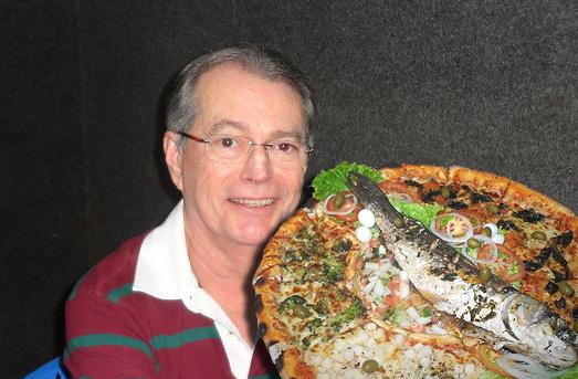 Pizza de peixe: Representação contra Levi Pontes no caso do Peixe Eleitoreiro é arquivada.