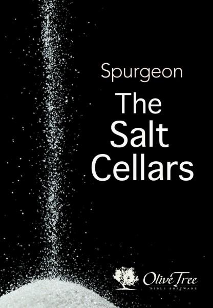 Charles Spurgeon-The Salt-Cellars-