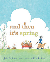 Best Spring Picture Books #childrenslit #spring #picturebooks