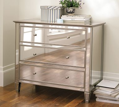 Jennifer Nack Designs Diy Mirrored Furniture