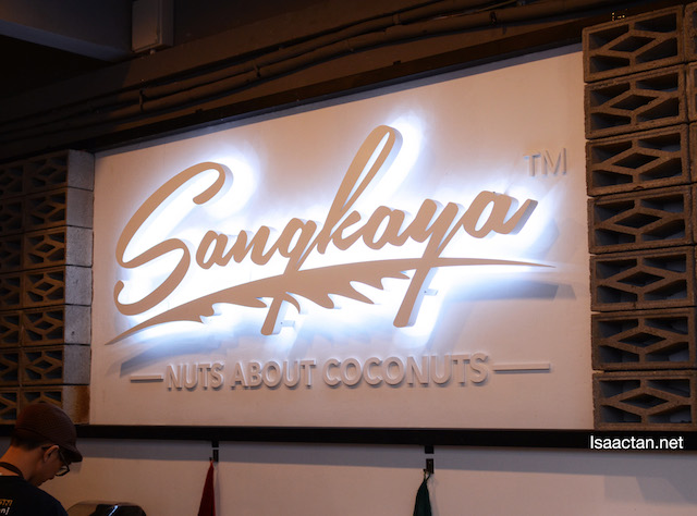 SANGKAYA - Nuts about Coconuts