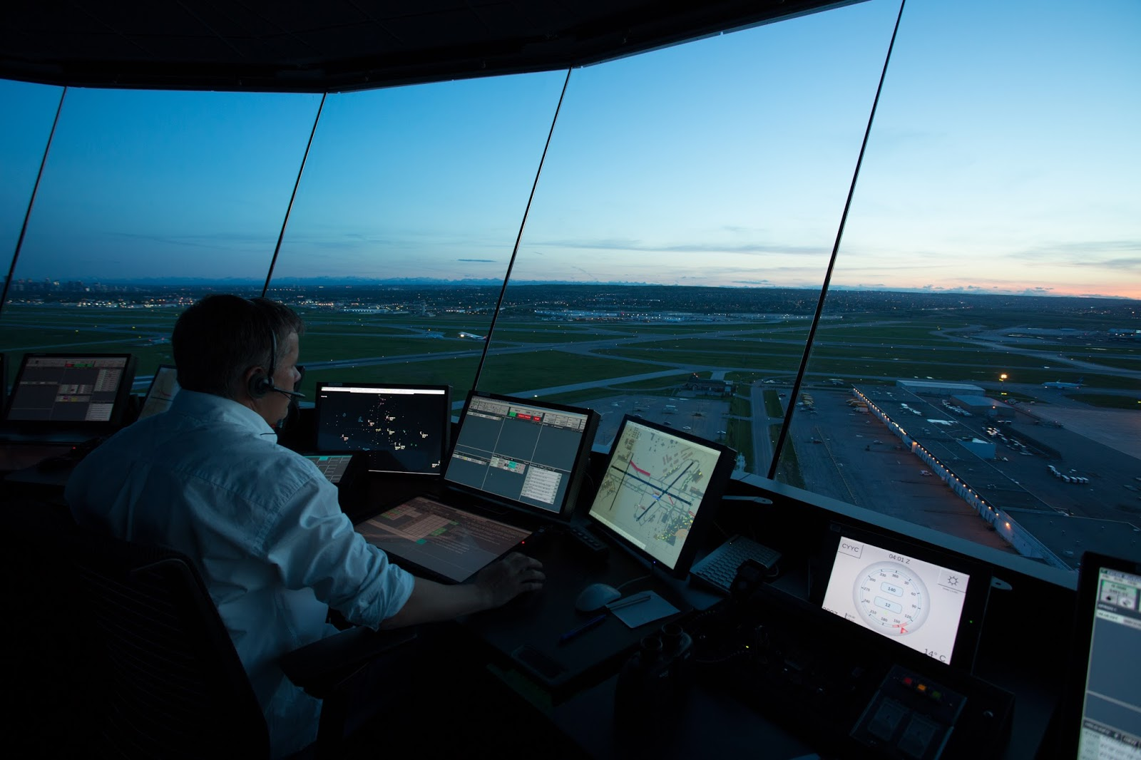 This Is Your Captain Speaking: Air Traffic Control Reform
