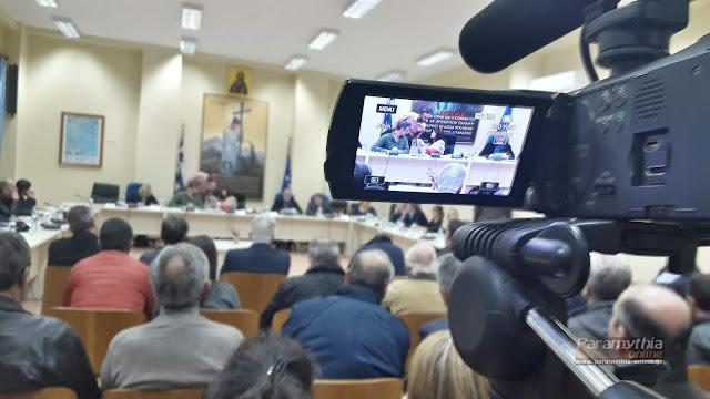 Θεσπρωτία: Ομόφωνα απο το δημοτικό συμβούλιο, η διεκδίκηση της παράταση του προγράμματος κοινωφελούς εργασίας (ΒΙΝΤΕΟ)