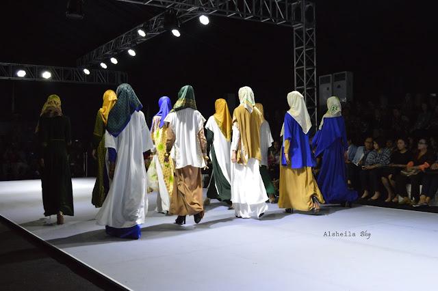 fitri aulia muslim fashion festival 2016