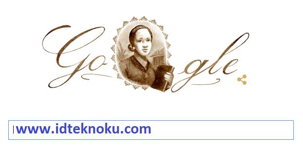 21 April 2016, Google Peringati Hari Kartini dengan Doodle Kartini