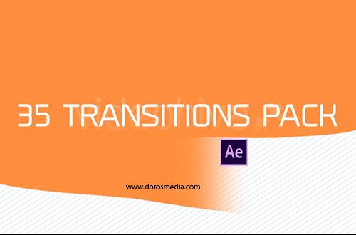 قوالب افترافكت قالب افترافكت حزمة انتقالات موشن جرافيك للافترافكت Cool Motion Graphics Transitions