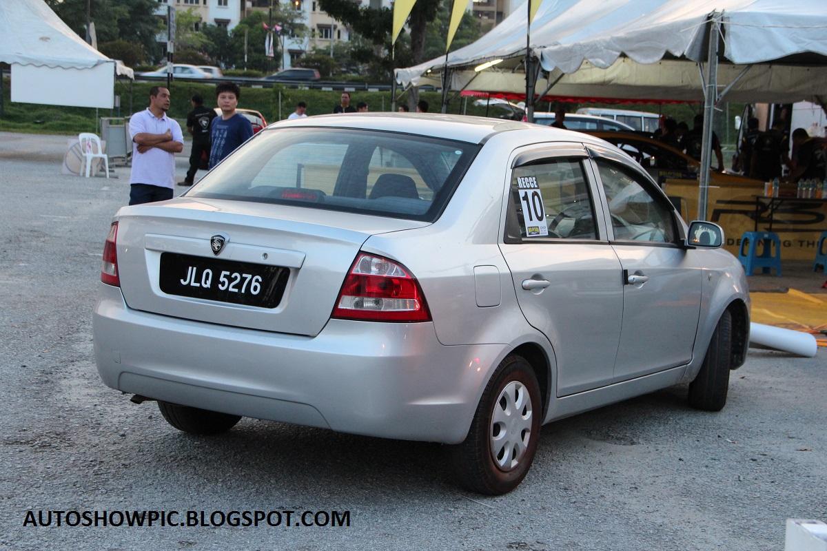 Proton Saga (Saga BLM) in Malaysia