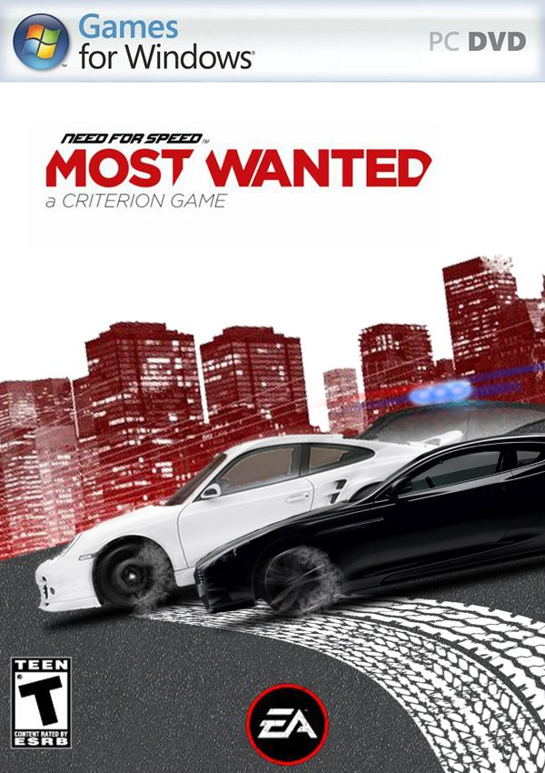 Need for speed most wanted 2012 free download (all dlc).